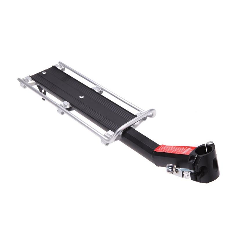 SODIAL-R-MTB-Velo-Bicyclette-Porte-bagages-Tige-de-selle-Tablette-Arriere-A-D2M0 miniature 2