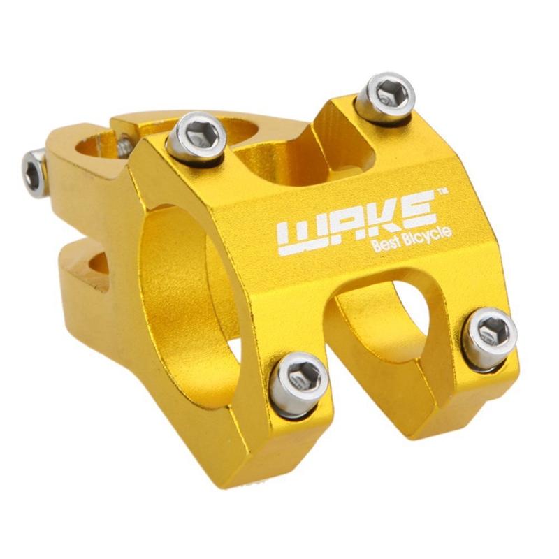 KE MTB Aluminiumlegierung Fahrrad Mountainbike Angriff Lenker 31.8mm (gelb) I7D8