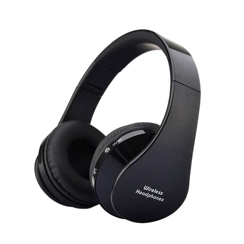 wireless bluetooth stereo kopfhoerer faltbarer sport. Black Bedroom Furniture Sets. Home Design Ideas
