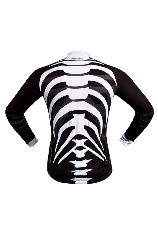 6X(WOSAWE Breathable  Herren Breathable 6X(WOSAWE Cycling Jersey 3D coat Q6P8) 63e6c7