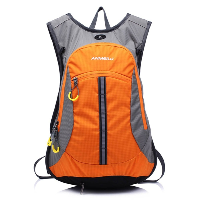 39bee0cd7 ANMEILU 15L Waterproof Cycling Backpack Men Women Shoulder Outdoor Bike  Riding M
