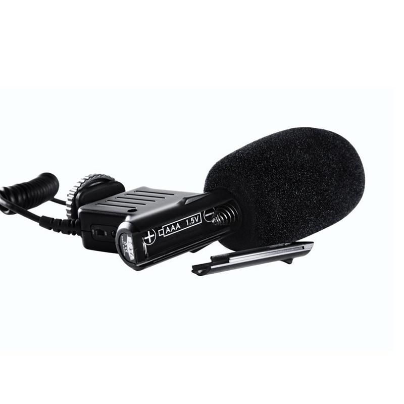 10X-BOYA-BY-VM01-Video-Condenser-miniphone-for-Nikon-DSLR-Camcorder-Q9U1 thumbnail 2
