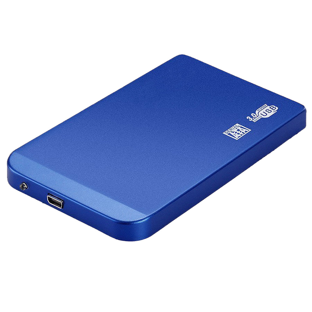 Box case esterno per 2 5 sata hdd hard disk drive disco - Porta hard disk esterno 2 5 ...