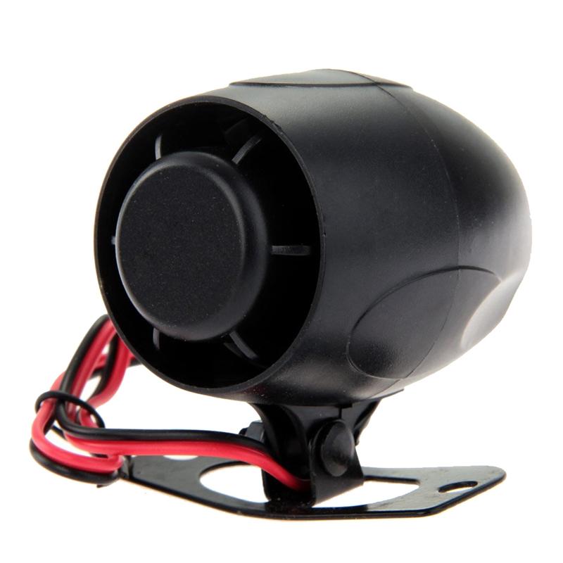 Sirene Rappel Alarme Audible 120dB 12 V pour Alarmes De Voiture Auto Velo U D4X1
