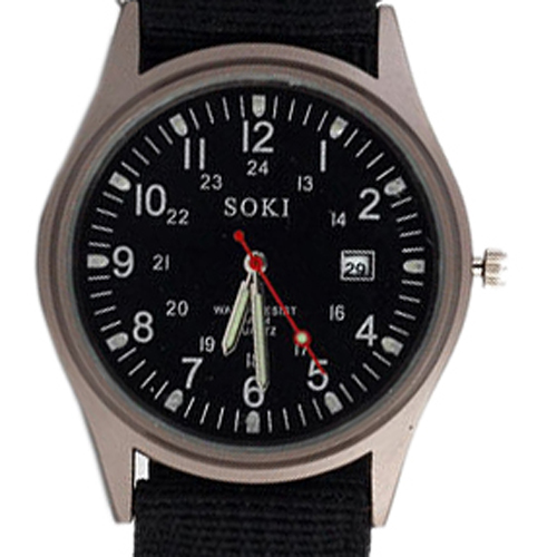 SOKI-Quarz-Militaerarmee-Sport-Mann-Armbanduhr-Zifferblatt-Kalender-Uhren-Leg-RU