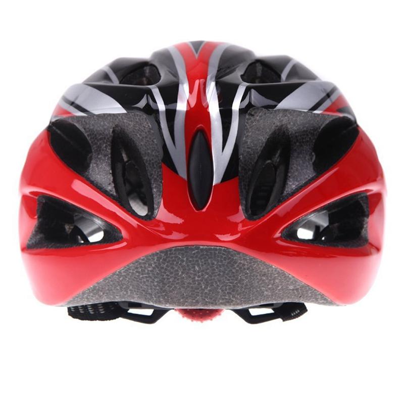 Casco-de-bicicleta-ciclismo-deportes-ultraligero-molde-solidario-con-visera-7S1 miniatura 6