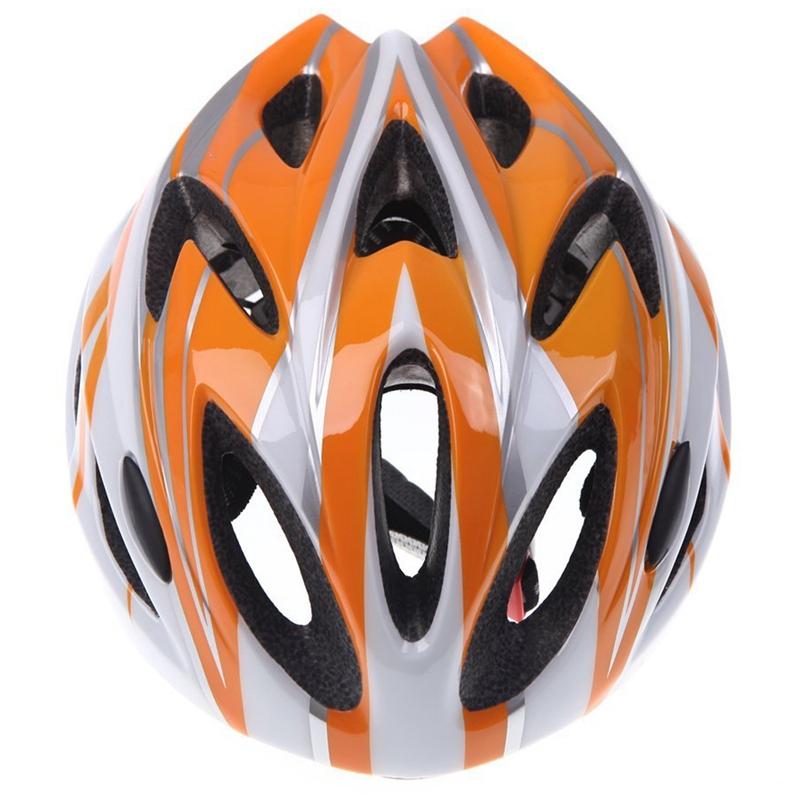 Casco-de-bicicleta-ciclismo-deportes-ultraligero-molde-solidario-con-visera-7S1 miniatura 8