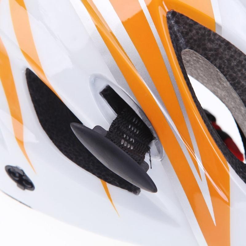 Casco-de-bicicleta-ciclismo-deportes-ultraligero-molde-solidario-con-visera-7S1 miniatura 9