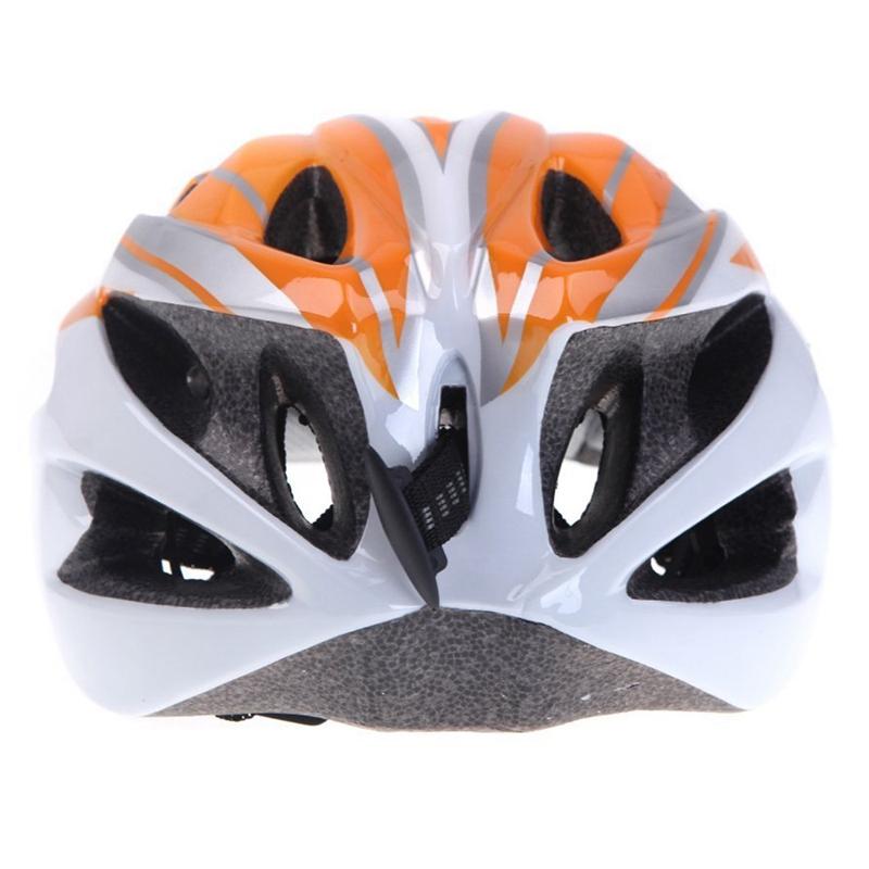 Casco-de-bicicleta-ciclismo-deportes-ultraligero-molde-solidario-con-visera-7S1 miniatura 11