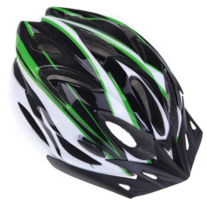 Casco-de-bicicleta-ciclismo-deportes-ultraligero-molde-solidario-con-visera-7S1 miniatura 16