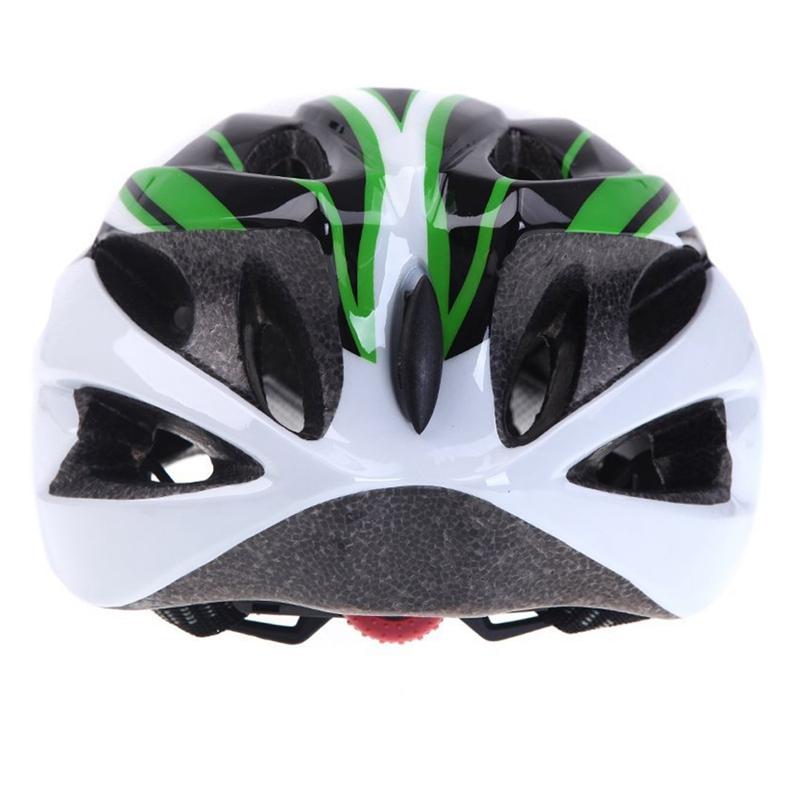 Casco-de-bicicleta-ciclismo-deportes-ultraligero-molde-solidario-con-visera-7S1 miniatura 17