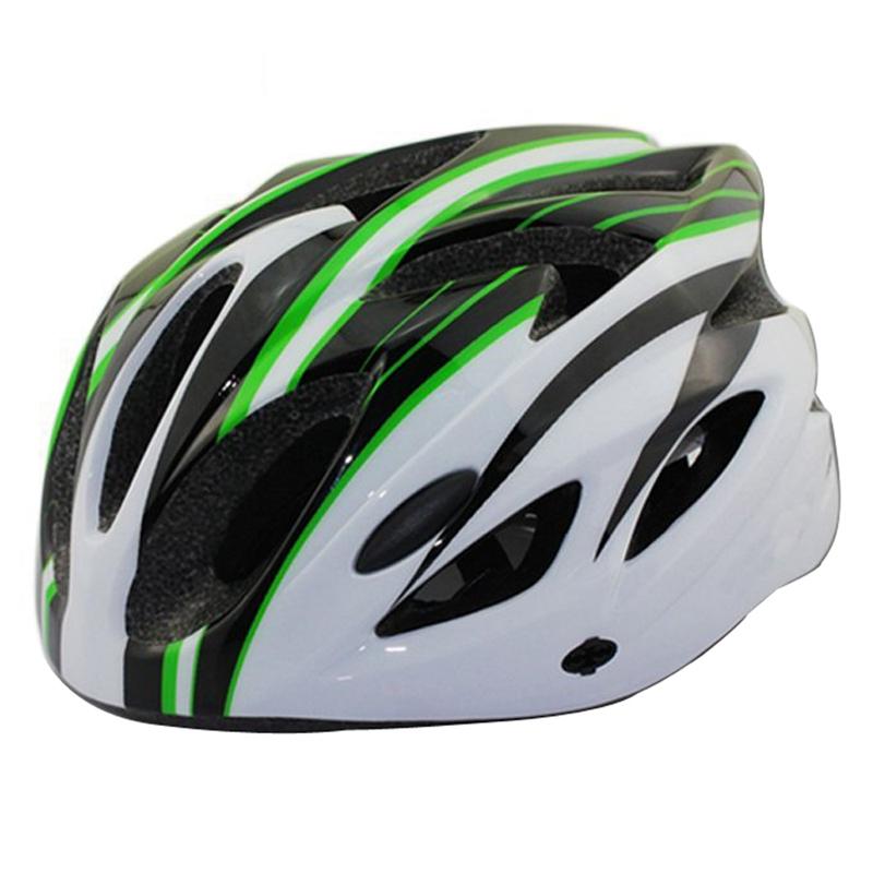 Casco-de-bicicleta-ciclismo-deportes-ultraligero-molde-solidario-con-visera-7S1 miniatura 19