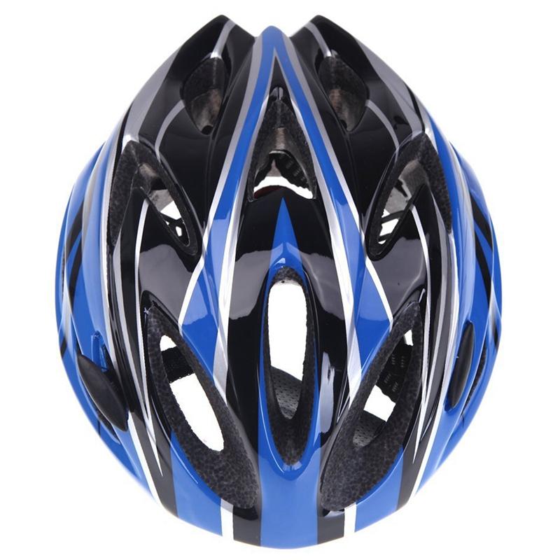 Casco-de-bicicleta-ciclismo-deportes-ultraligero-molde-solidario-con-visera-7S1 miniatura 22