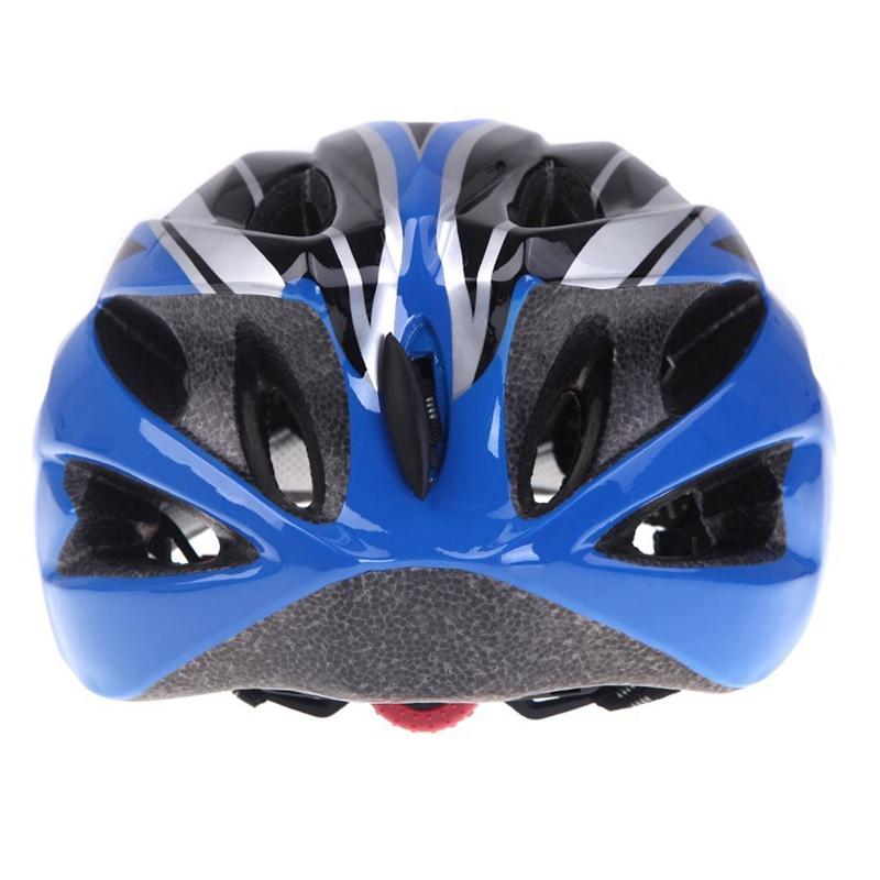 Casco-de-bicicleta-ciclismo-deportes-ultraligero-molde-solidario-con-visera-7S1 miniatura 23