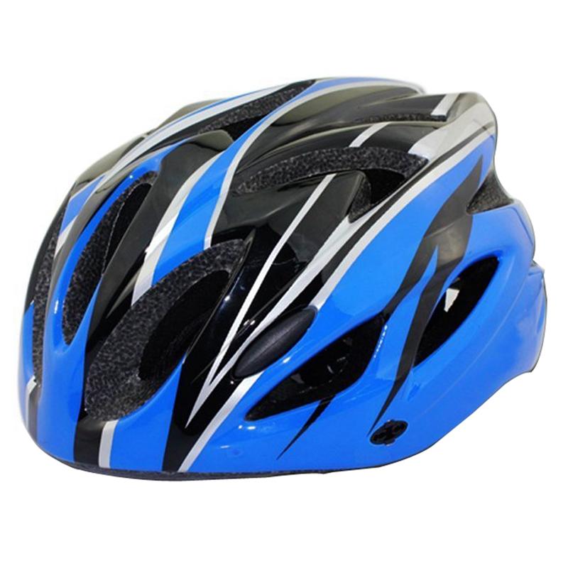 Casco-de-bicicleta-ciclismo-deportes-ultraligero-molde-solidario-con-visera-7S1 miniatura 25