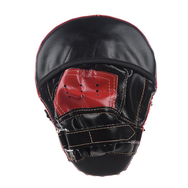 1X-SUTENG-PU-Boxhandschuh-Ausbildungsziel-Fokus-Boxen-Polster-Handschuh-San-D1D2 Indexbild 3