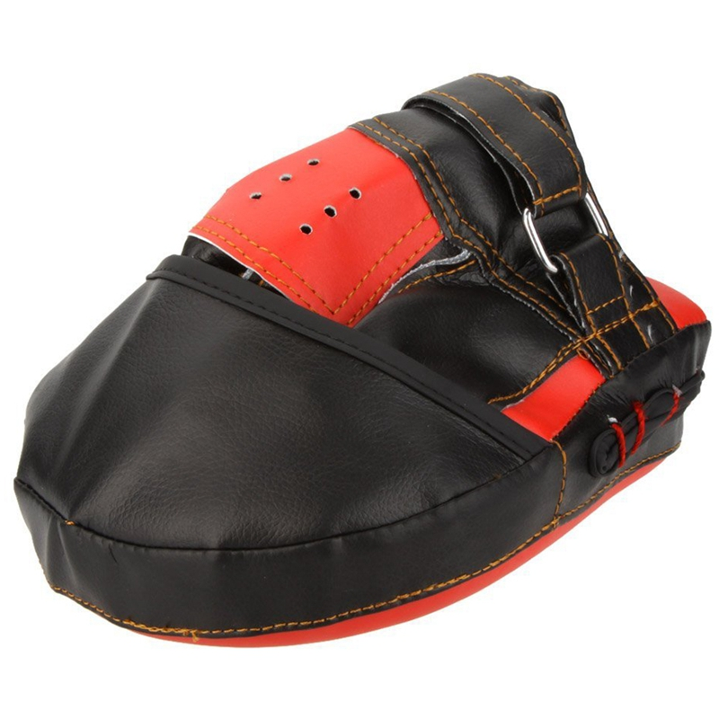 SUTENG-PU-Boxhandschuh-Ausbildungsziel-Fokus-Boxen-Polster-Handschuh-Sanda-L5T1 Indexbild 5