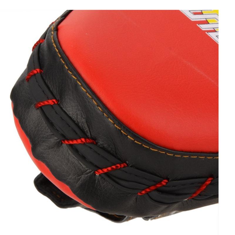 SUTENG-PU-Boxhandschuh-Ausbildungsziel-Fokus-Boxen-Polster-Handschuh-Sanda-L5T1 Indexbild 7
