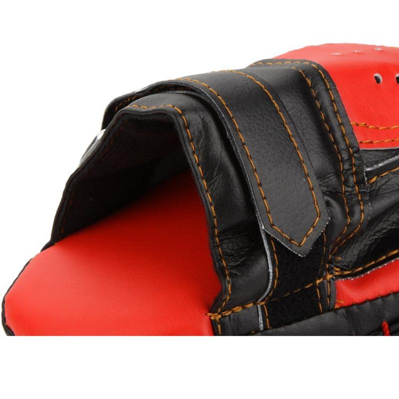 SUTENG-PU-Boxhandschuh-Ausbildungsziel-Fokus-Boxen-Polster-Handschuh-Sanda-L5T1 Indexbild 8