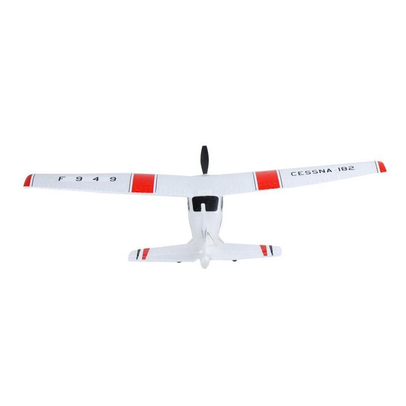 2X (Wltoys F949 3Ch RC avión avión de ala fija Juguetes al Aire Libre con 2.4G Tran U9M6