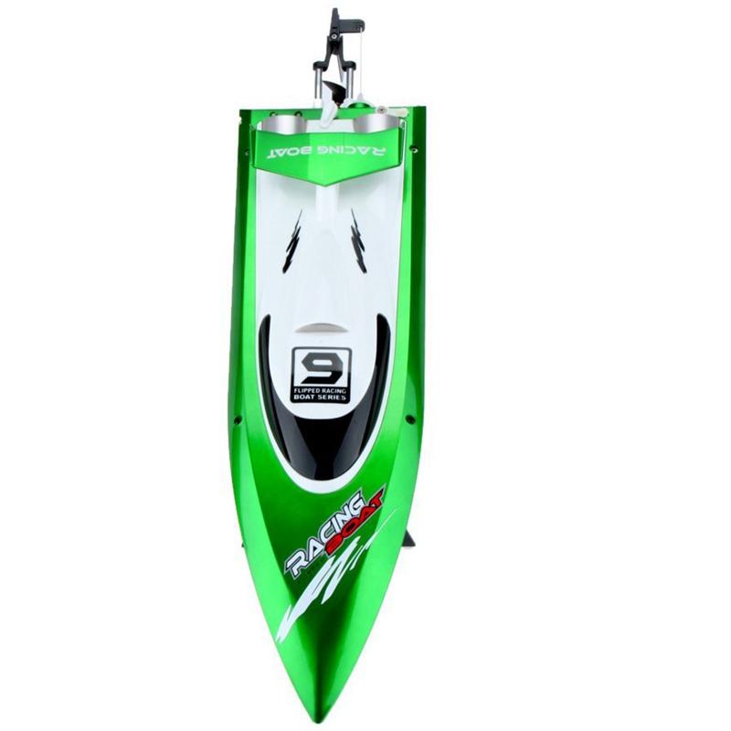 Feilun  FT009 2.4G agua de refrigeracion 4CH Control remoto de Barco de autorer G8  incredibili sconti