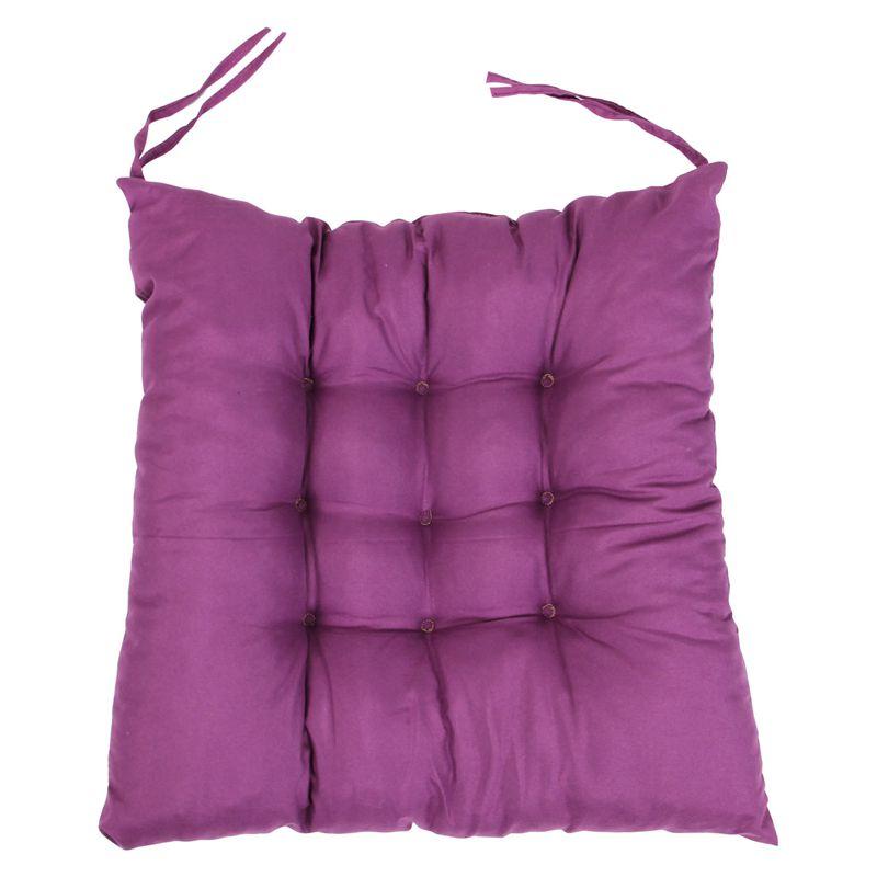 Cojin-de-silla-suave-acolchado-con-decoracion-de-enlaces-portatil-para-casa-1C8 miniatura 18