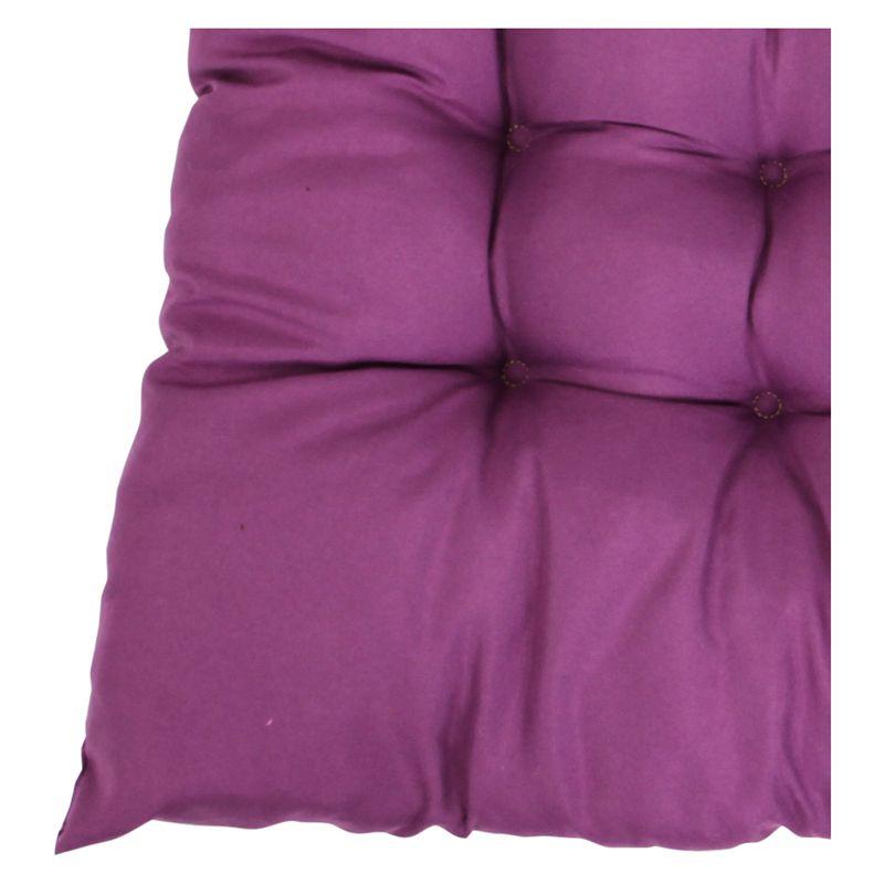 Cojin-de-silla-suave-acolchado-con-decoracion-de-enlaces-portatil-para-casa-1C8 miniatura 19