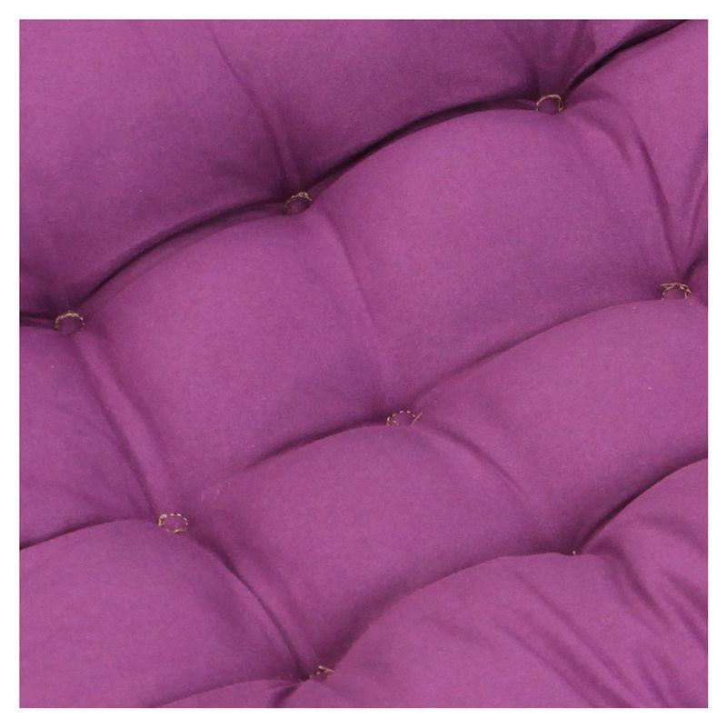 Cojin-de-silla-suave-acolchado-con-decoracion-de-enlaces-portatil-para-casa-1C8 miniatura 21
