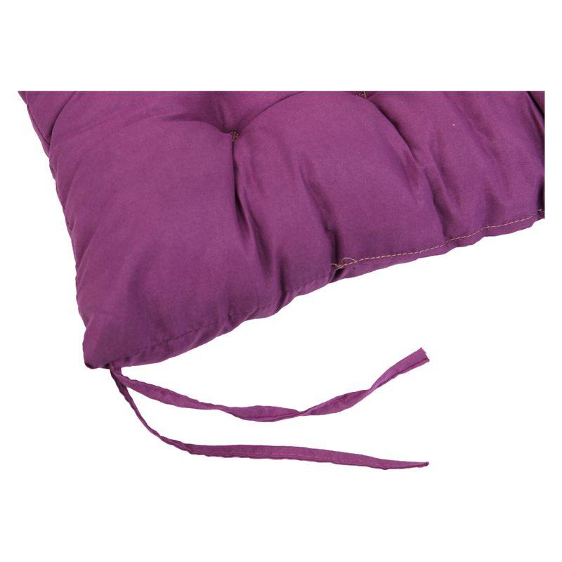 Cojin-de-silla-suave-acolchado-con-decoracion-de-enlaces-portatil-para-casa-1C8 miniatura 22