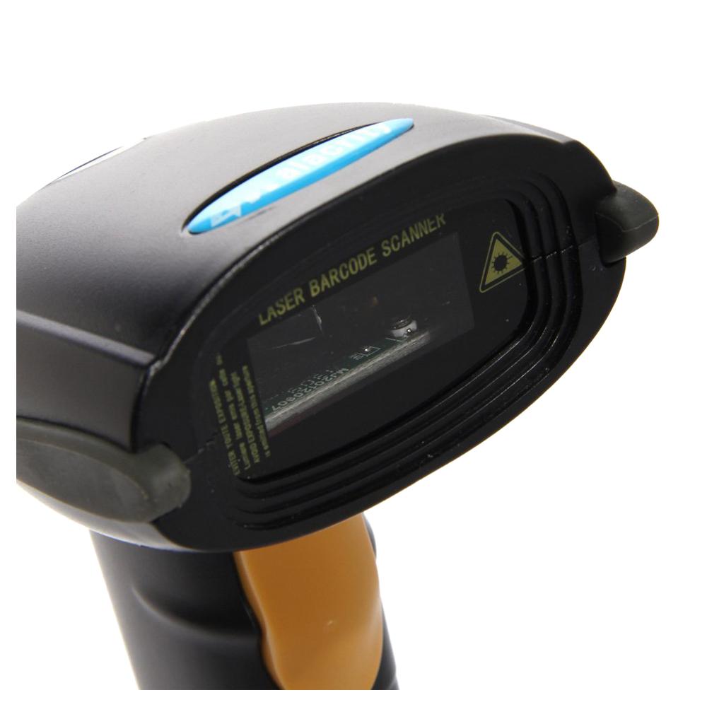 Long laser usb port handheld barcode scanner bar code - Port scanner portable ...