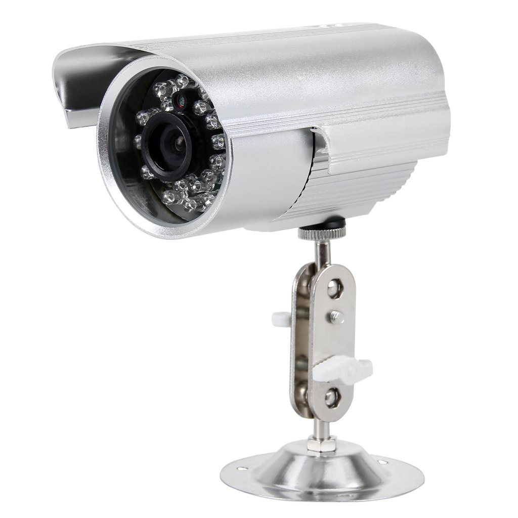 Top CCTV camera, DVR Waterproof Outdoor CCTV Security Camera Micro SD/TF Ca N2H2