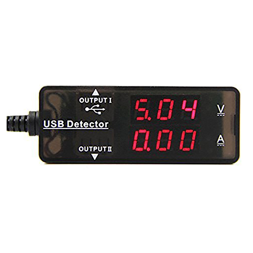 2X-USB-Dual-Charger-Power-Voltage-Tester-Current-MONITOR-USB-2-0-3-0-Car-M8N2