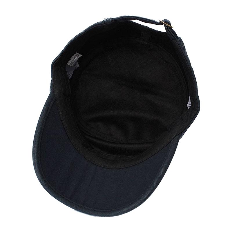 Homme-Femme-Chapeau-Casquette-Baseball-Armee-Militaire-Visiere-Reglable-Tru-K2L2 miniature 4
