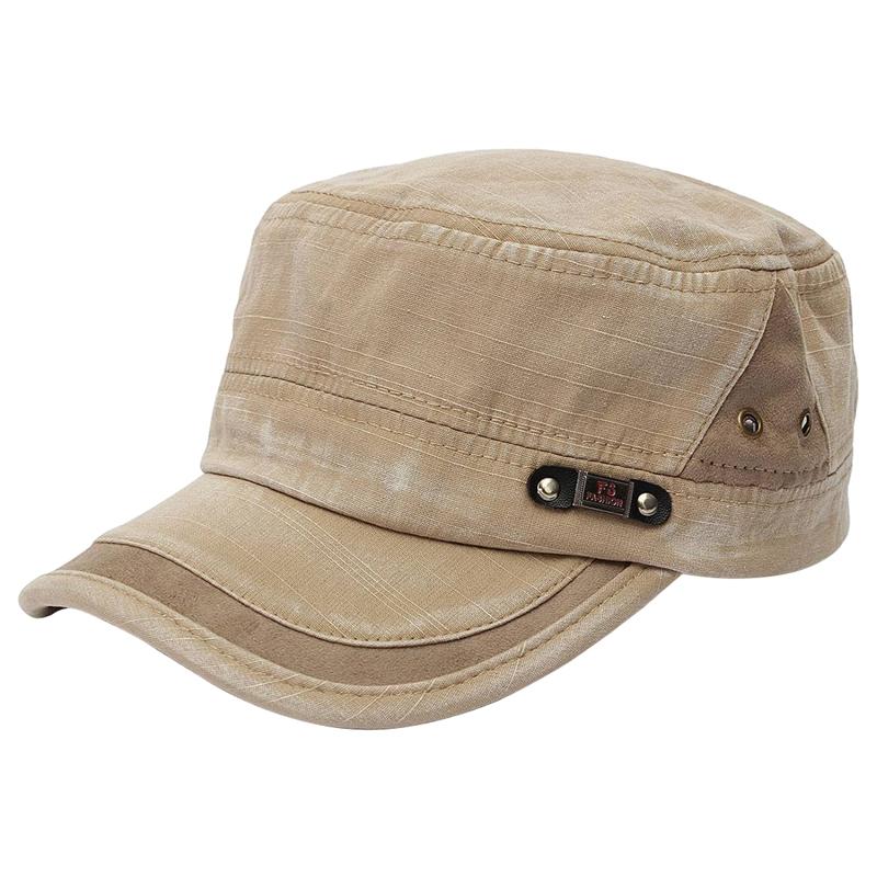Homme-Femme-Chapeau-Casquette-Baseball-Armee-Militaire-Visiere-Reglable-Tru-K2L2 miniature 6