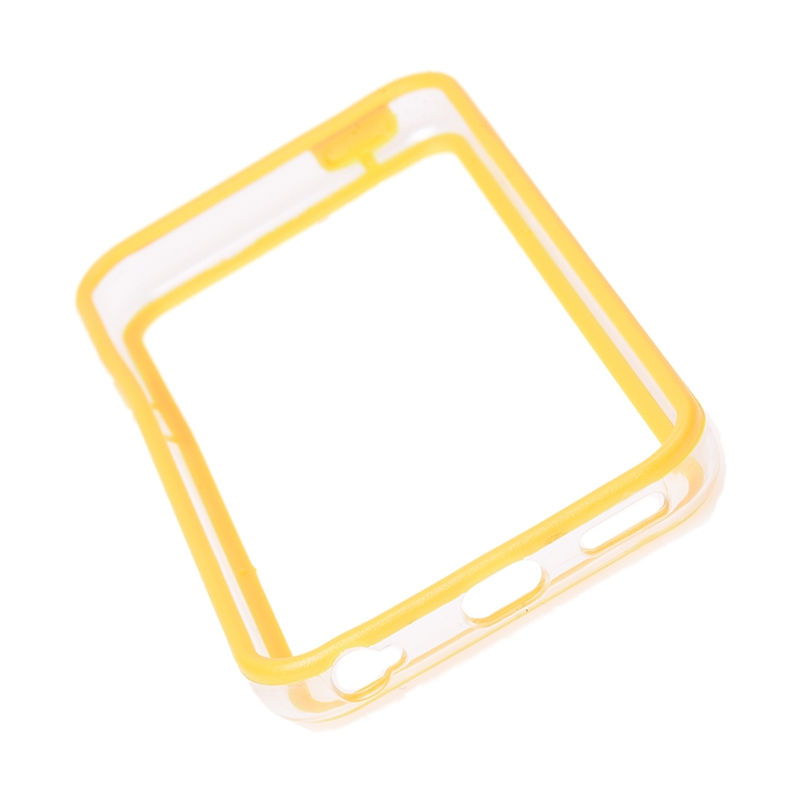 TPU-Silicone-Protector-Bumper-Frame-Case-Cover-Skin-for-Apple-iPhone-5C-N9E4