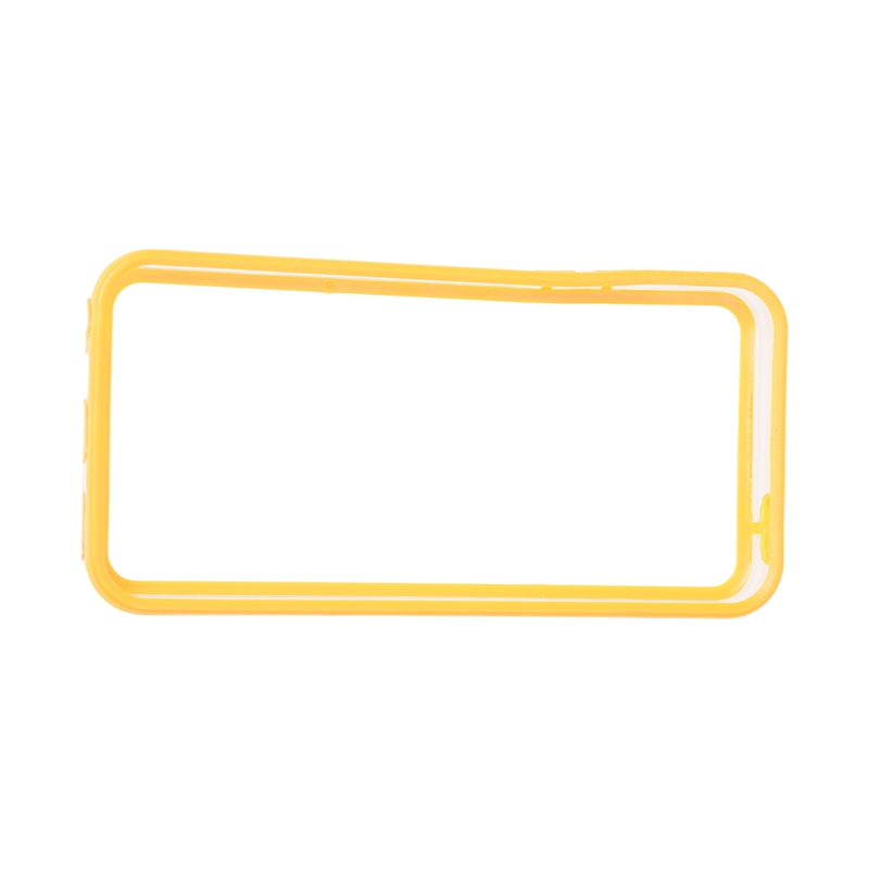 TPU Silicone Protector Bumper Frame Case Cover Skin for Apple iPhone 5C N9E4