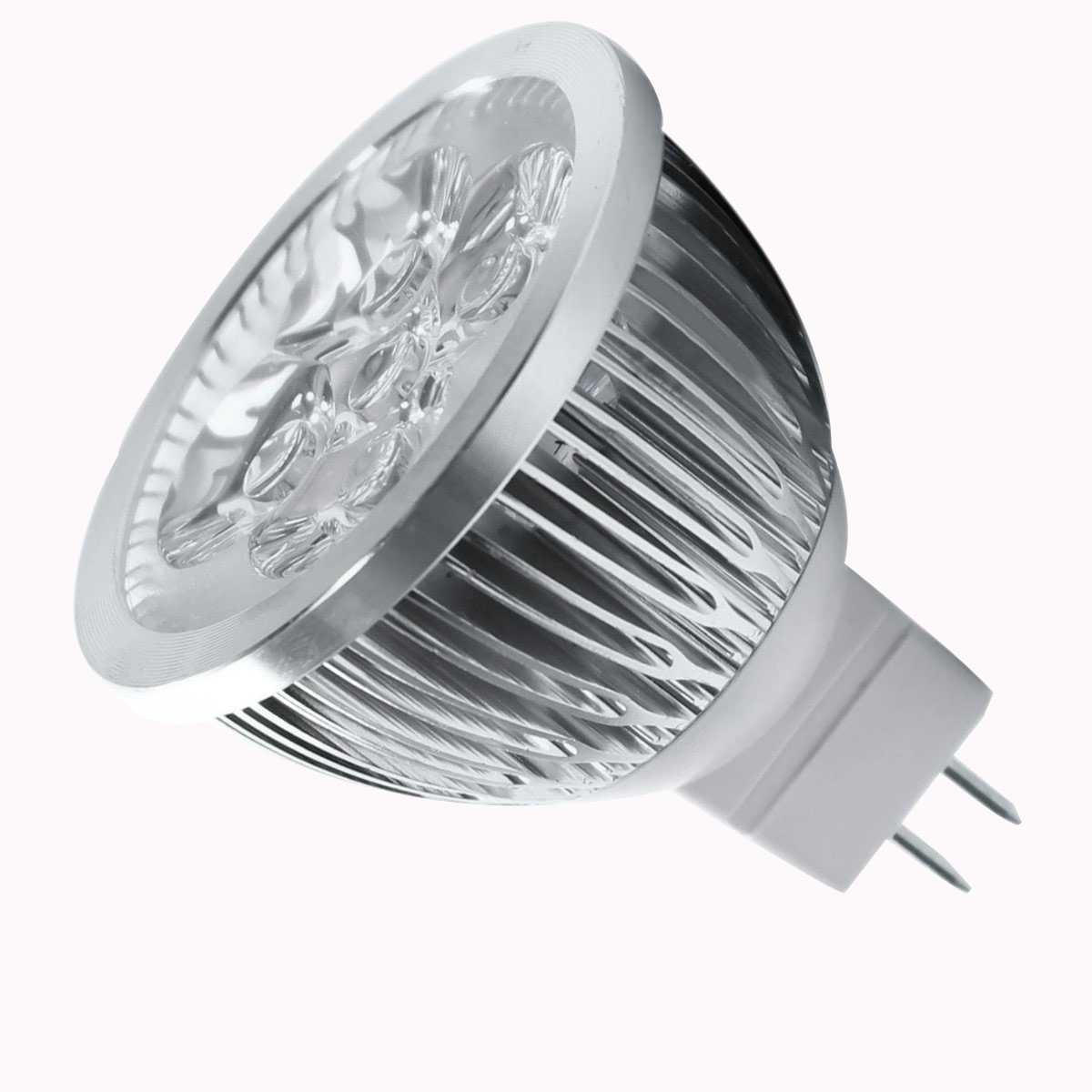 Led Spotlight Light Bulbs: LED Bulb Dimmable 4W DC 12V LED Cool Warm Nature White