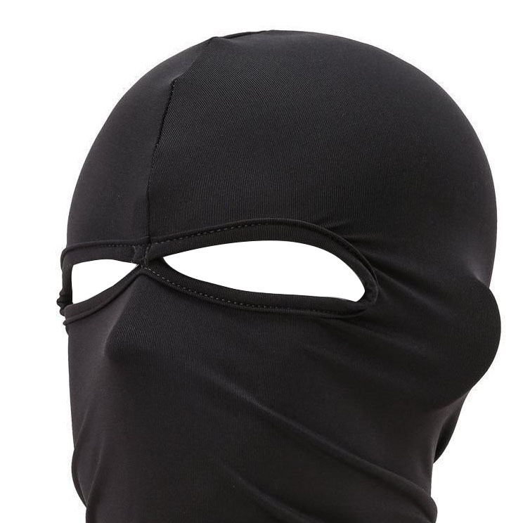 Unisex-Outdoor-Motorcycle-Full-Face-Mask-Balaclava-Ski-Neck-Protection-Blac-Y8M9 thumbnail 2