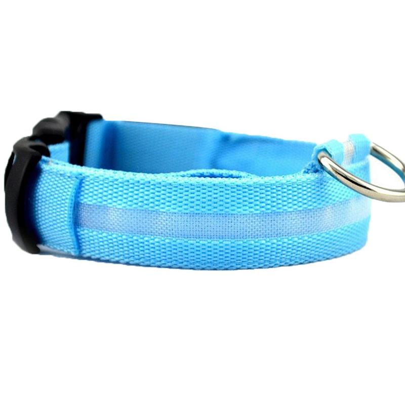 Details About Led Halsband Light Led Leuchtschlauch Leuchthalsband Hundehalsband Hund Bl Mu