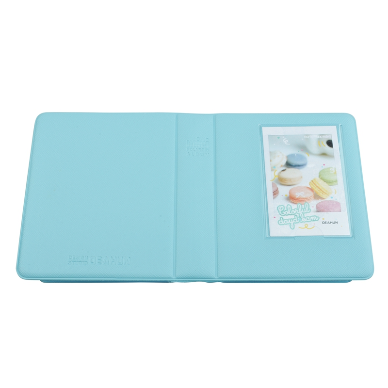 Mini Photo Album 64 Slots for Fujifilm Instax Mini Film Mini 8 7s 25 50s 90 U3P5