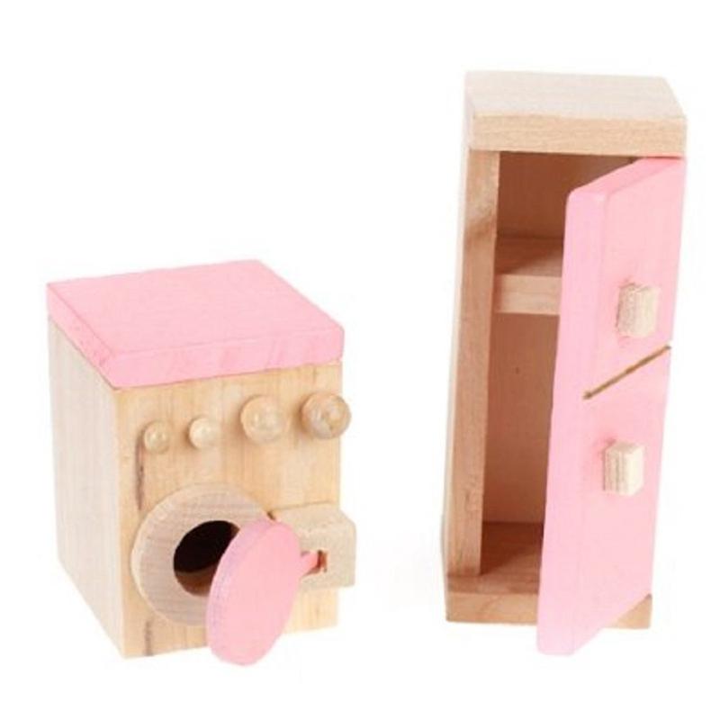 5X-Dormitorio-de-ninos-Muebles-de-cocina-de-casa-de-muneca-de-madera-de-nin-G9T8