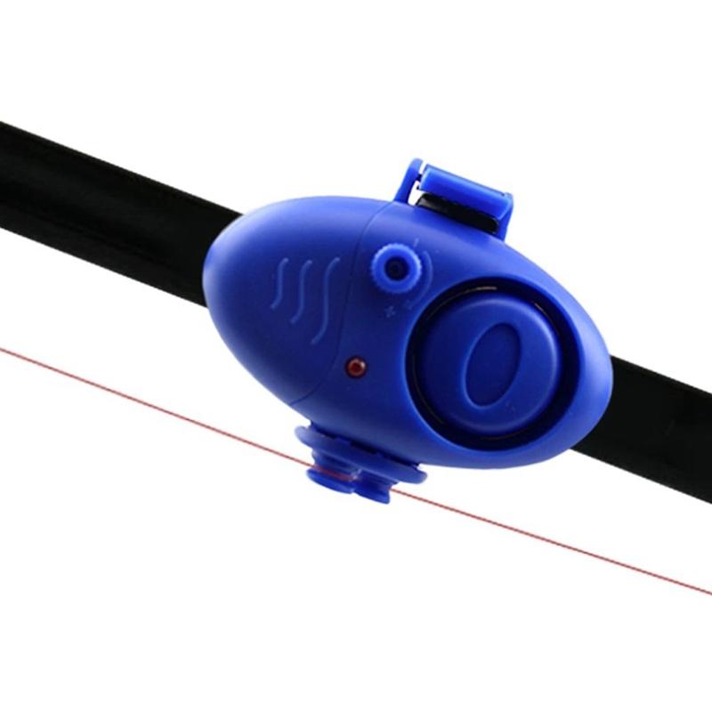 20XAl aire libre Electronica Clipon Pesca alarma de la mordedura de pesca 3P9