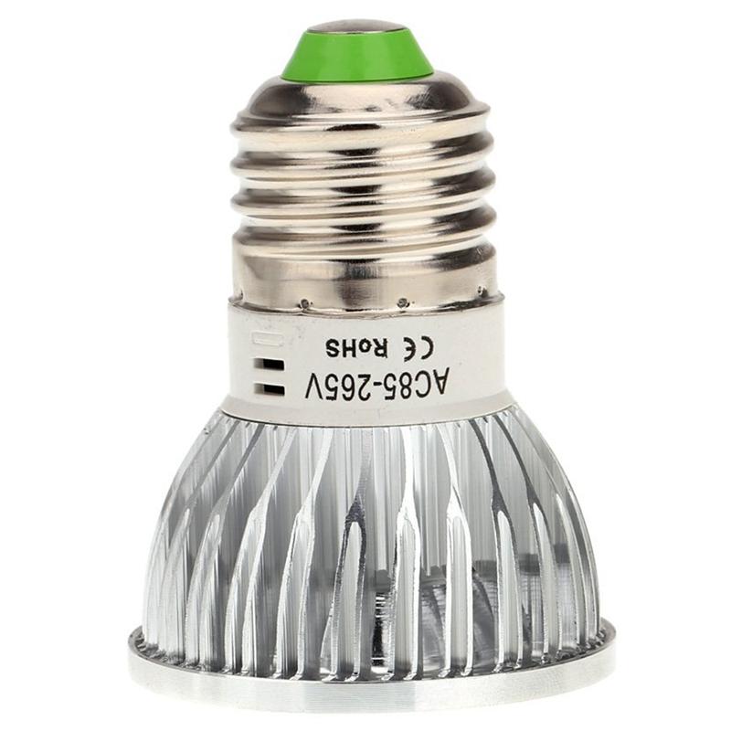 E27 5w cob faretti lampada led lampadina a risparmio for Faretti a risparmio energetico