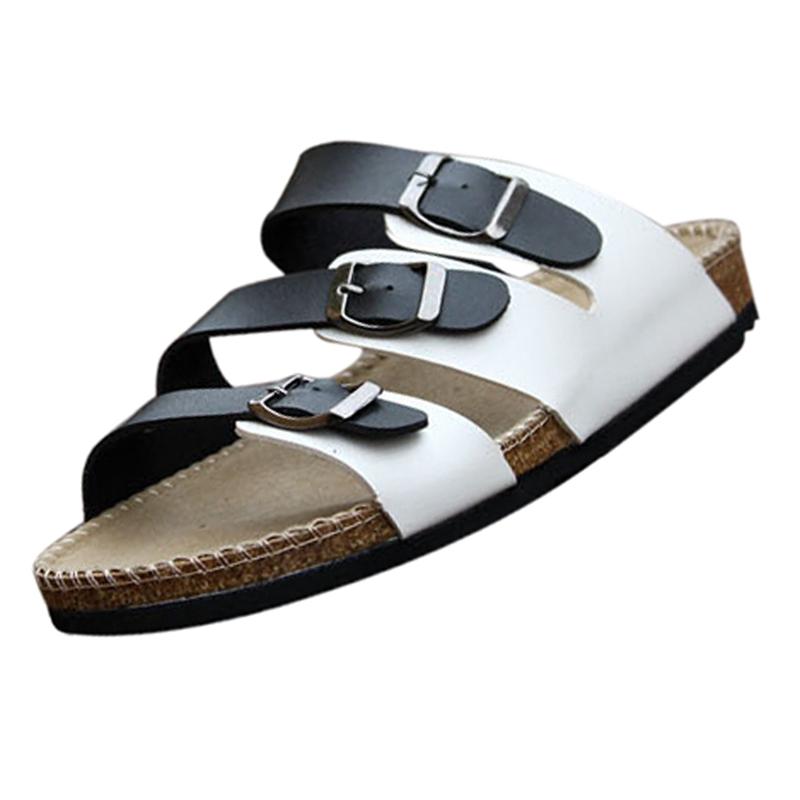 RUIZUU-Chancletas-deportivas-Sandalias-de-playa-Zapatillas-de-Mujer-Hombres-PB miniatura 10