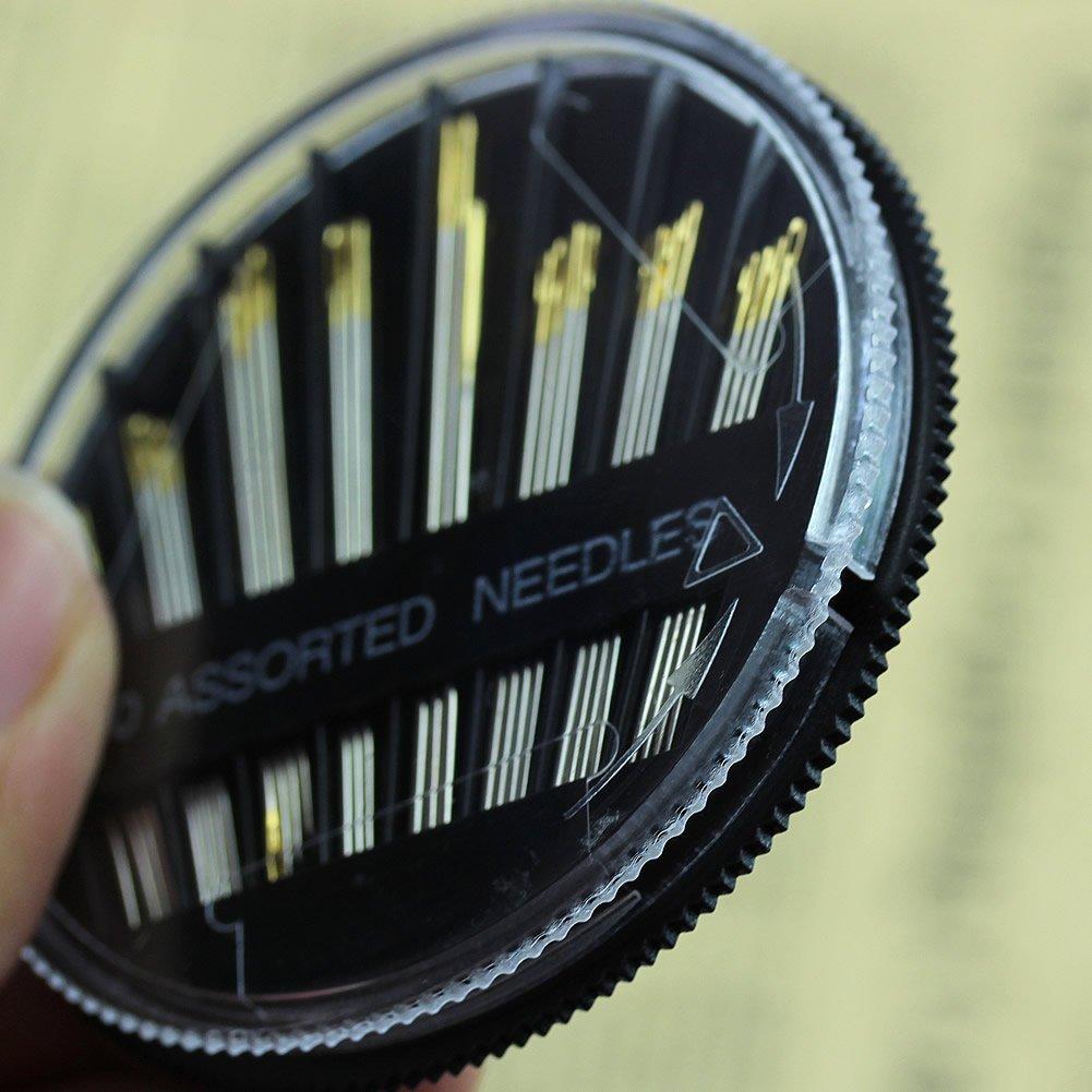 New brand boite d 39 aiguilles a coudre a main de 30 pieces for Coudre a main