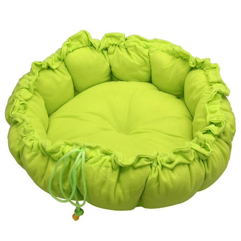 10X(Pet Dog Cat soft bed hot dog basket dog bed sleeping pillow Heart Pillo O3L7
