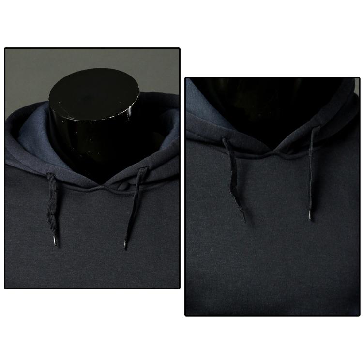 Nuevo-Sudaderas-con-capucha-informal-de-moda-de-hombre-de-primavera-otono-F1O6 miniatura 12
