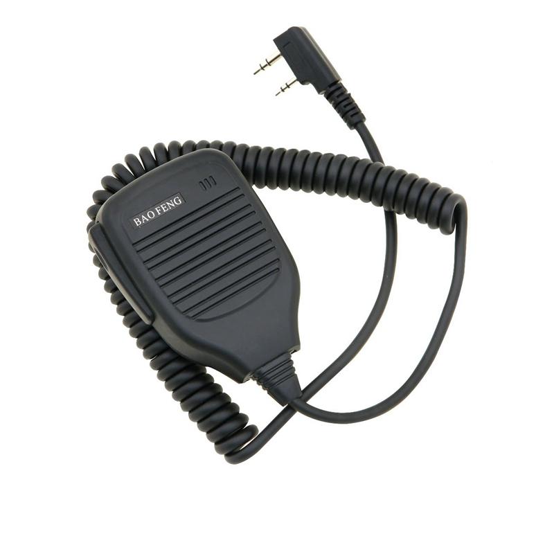 3x(baofeng Uv-5r Uv-5ra Uv-5re Uv-5r Plus Miniphone Lautsprecher Handheld W4d6)