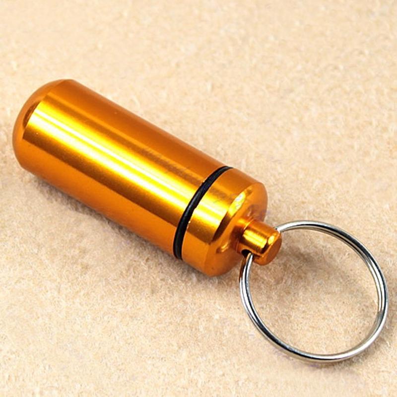 6-Stueck-Wasserdichte-Aluminium-Pille-Box-Kasten-Flasche-Cache-Drogenhalter-N4O5 Indexbild 4