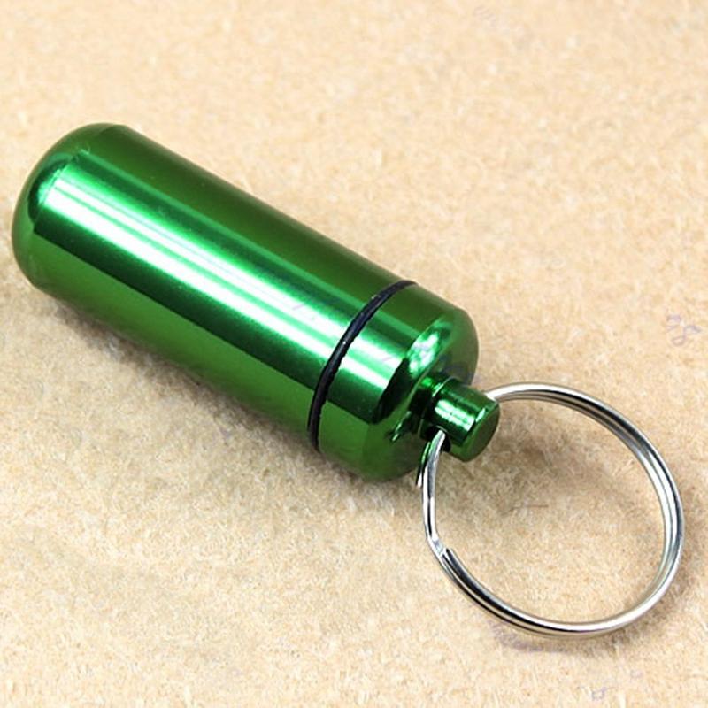 6-Stueck-Wasserdichte-Aluminium-Pille-Box-Kasten-Flasche-Cache-Drogenhalter-N4O5 Indexbild 5